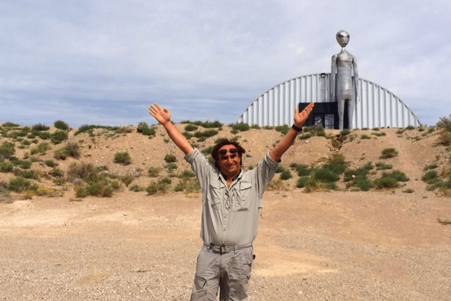 Area 51 Tour from Las Vegas